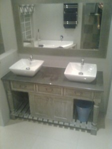 Red Cherry Woodworks - Bathroom Furniture