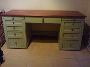 Red Cherry Woodworks - Office furniture