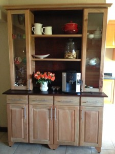 Red Cherry Woodworks - Eagle Canyon Estate - Amelia Welsh Dresser